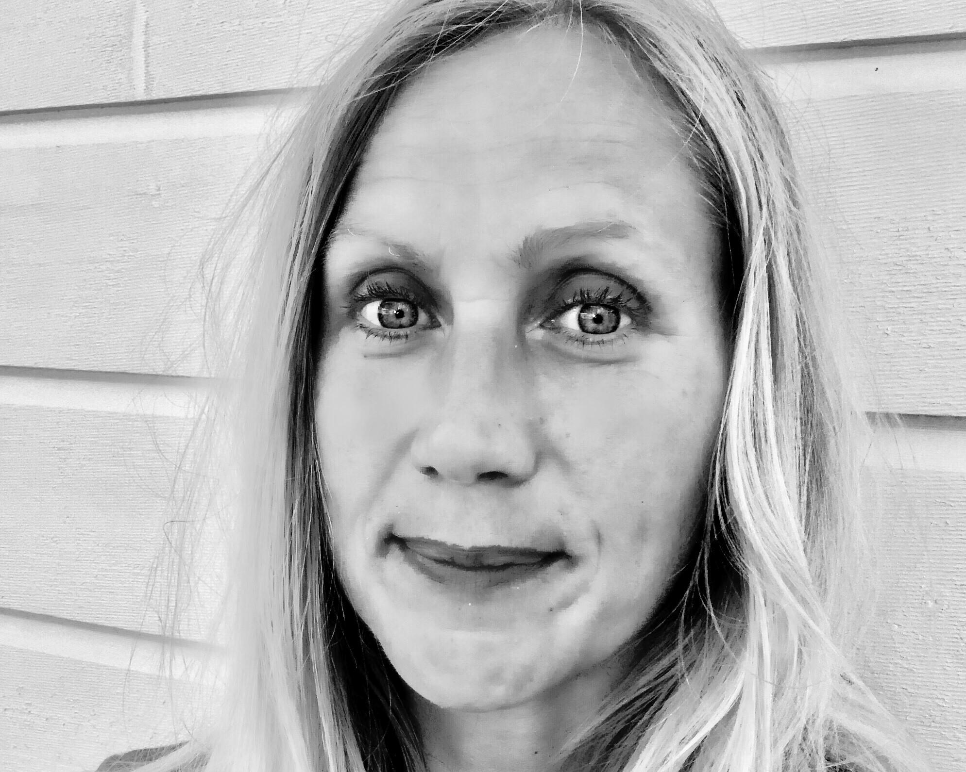 Portrett av Kjersti Wikstrøm