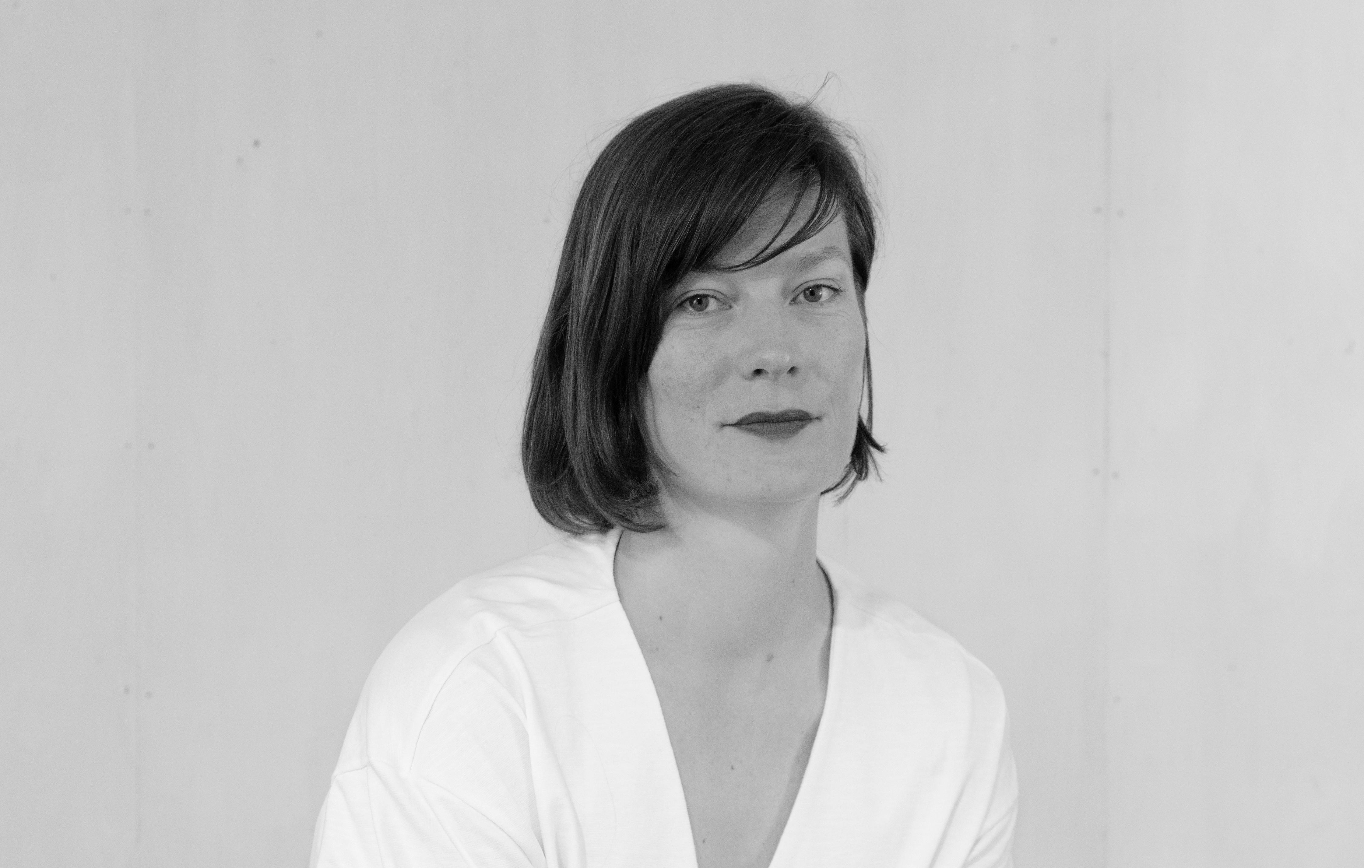 Portrett av Petrine Vinje.
